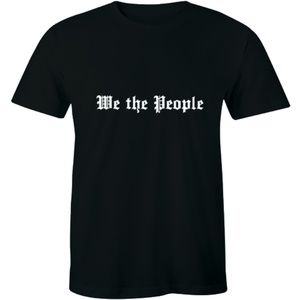 We The People Are Packing Heat T-Shirt Tee